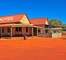 Outback Pub by James mcinnes
