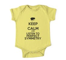 Keep Calm And Listen To Perfect Symmetry One Piece - Short Sleeve