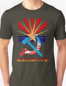 Doing A Soviet On Arizona T-Shirt