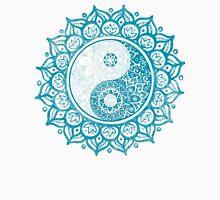 Yin & Yang Mandala Women's Fitted Scoop T-Shirt