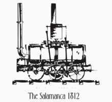 Blenkinsop's Salamanca T-shirt design Kids Clothes