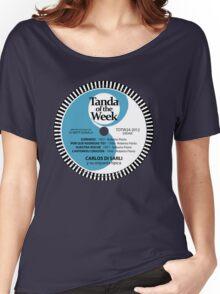 TOTW24/2012 - Di Sarli / Florio - TK - Blue Women's Relaxed Fit T-Shirt