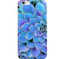 Spring Gems ~ Moonlight Succulents iPhone Case/Skin
