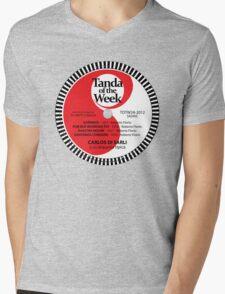 TOTW24/2012 - Di Sarli / Florio - TK - Red Mens V-Neck T-Shirt