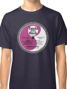 TOTW24/2012 - Di Sarli / Florio - TK - Purple Classic T-Shirt