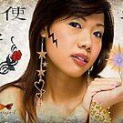 Asian Angel by Jane Neill-Hancock