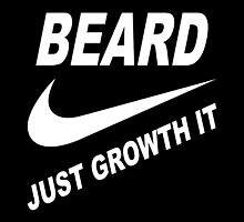 Beard Just Growth It by V-aDool