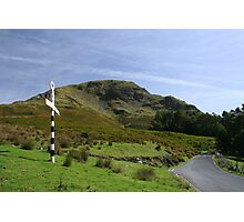 On the Road to Buttermere - Lake District Photographic Print