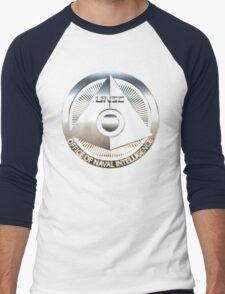 ONI - Halo Metallic Logo Men's Baseball ¾ T-Shirt