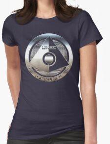 ONI - Halo Metallic Logo Womens Fitted T-Shirt