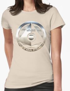 ONI - Halo Metallic Logo Womens Fitted T-Shirt