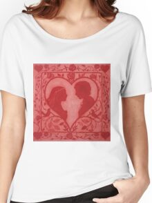 Story of a Heart Women's Relaxed Fit T-Shirt