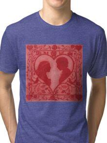 Story of a Heart Tri-blend T-Shirt