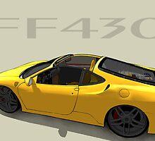 Ferrari by Orfenn17
