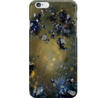 Asteroid Field iPhone Case/Skin