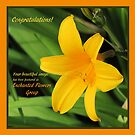 Yellow Lily - Banner by orko