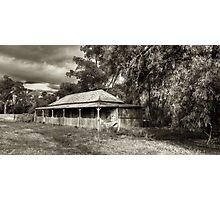 Bimbi Post Office Photographic Print