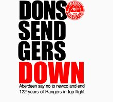 Dons Send Ranger Down Unisex T-Shirt