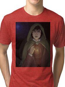 Frodo Baggins Tri-blend T-Shirt
