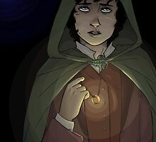 Frodo Baggins by monzellious