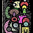 abstract urban 12 by dar geloni
