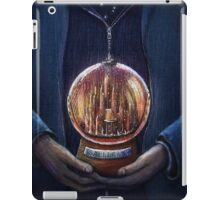Doctor Who Gallifrey Snow Globe  iPad Case/Skin