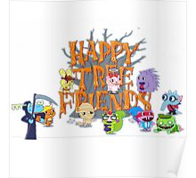 happy tree friends Poster