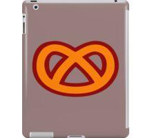 bretzel alsace strasbourg iPad Case/Skin