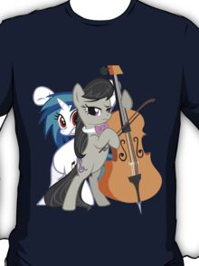 Octavia and Scratch T-Shirt