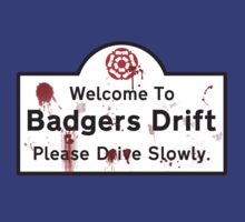 Midsomer Madness - Welcome To Badgers Drift T-Shirt