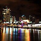 Docklands Warf by Beau Williams