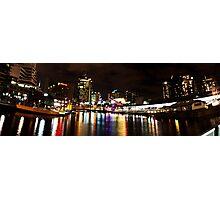 Docklands Warf Photographic Print