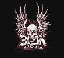 Beanarts Skull Angel Shirt Kids Clothes