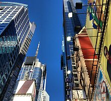 42nd Street - New York City by SylviaS