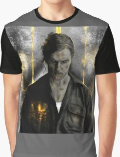 True Detective - Rust Cohle old  Graphic T-Shirt