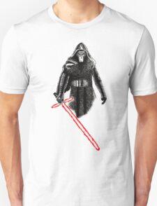 Kylo Ren Star Wars art T-Shirt