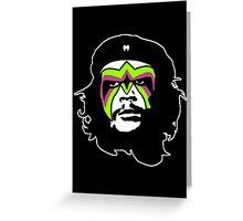Ultimate Che Guevara Greeting Card