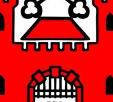 riga Latvia Sticker