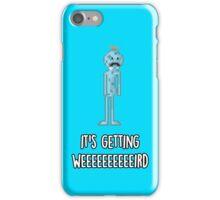 Mr. Meeseeks iPhone Case/Skin