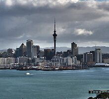 Auckland, New Zealand by Zach Chadim