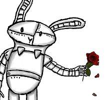 Robot Rabbit by Cyrup