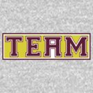 The 'i' in Team by Tom  Ledin