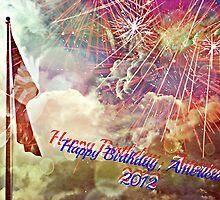 Happy Birthday, America by Scott Mitchell