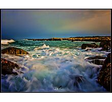 wilderness of the ocean Photographic Print