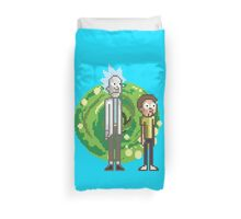 Rick & Morty Duvet Cover