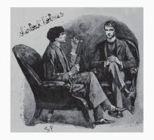 Sherlock Holmes by spike1975