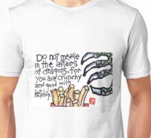 Dragon Snacks Unisex T-Shirt