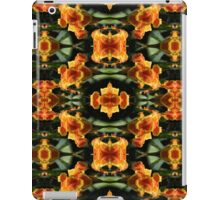 Reflections on a Canna Lily iPad Case/Skin