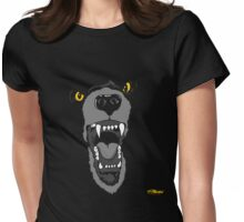 Roaring Bear Womens Fitted T-Shirt