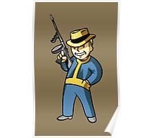 Fallout Gunner Poster